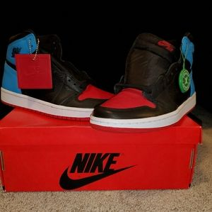 Jordan 1s Retro High NC to Chi Leather (W)